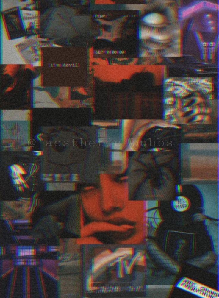 Grunge 90s Aesthetic Wallpaper