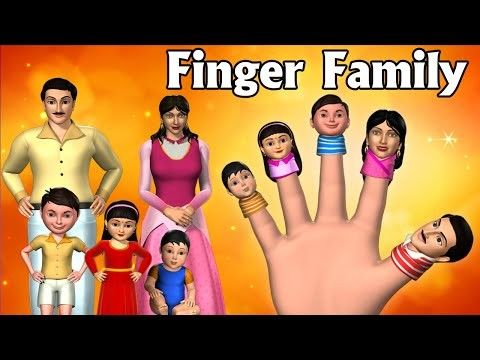 Daddy Finger | Finger Family Song | 3D Animation | English Rhymes | Rhymes for kids. This videos is most funable and lessonable for kids.