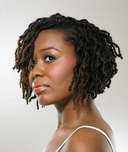 Braided Hairstyles for Short Dreads without the locks | Do you love these stylish dreadlocks hair styles? If not, why not find ...