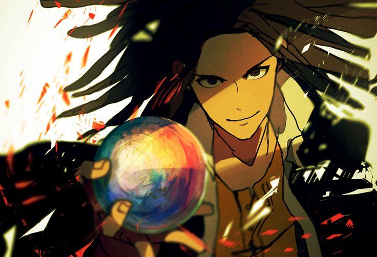 Yasuhiro Hagakure Ultimate Clairvoyant