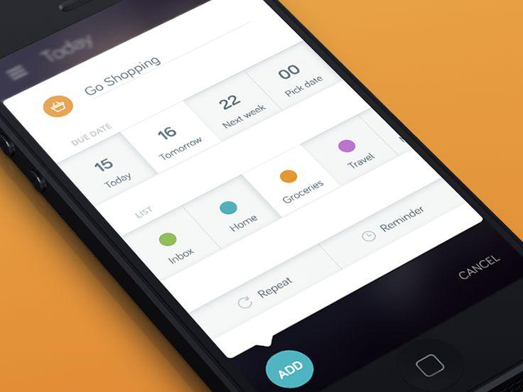 Google task App Concept