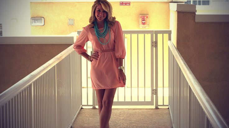 Find the perfect shoes to wear with a peach dress by checking out these combos.
