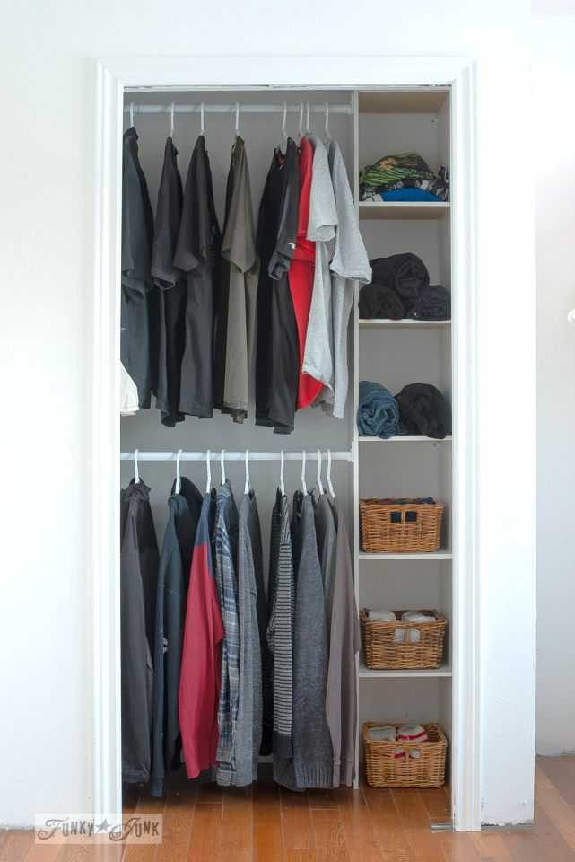 18 best decor closets that are creative images on Rooms without closets creative