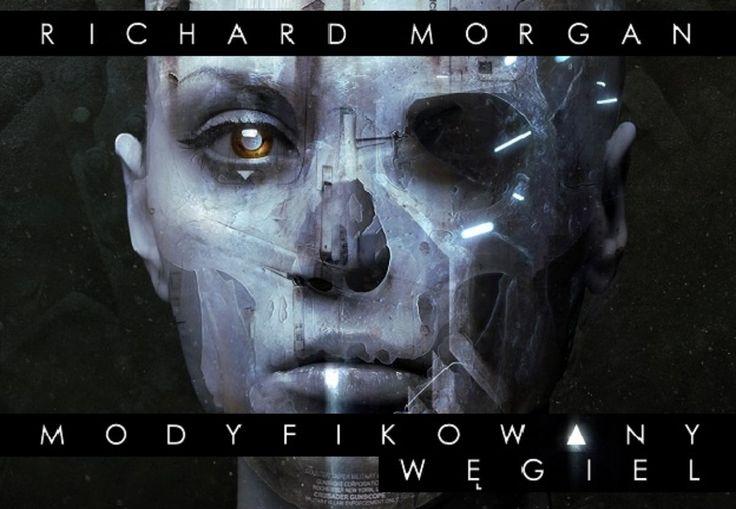 """Głośna powieść """"Modyfikowany węgiel"""", za sprawą której Richard K. Morgan zadebiutował w 2002 roku, doczekała się nowego polskiego wydania. http://exumag.com/morgan-modyfikowany-wegiel-recenzja/"""