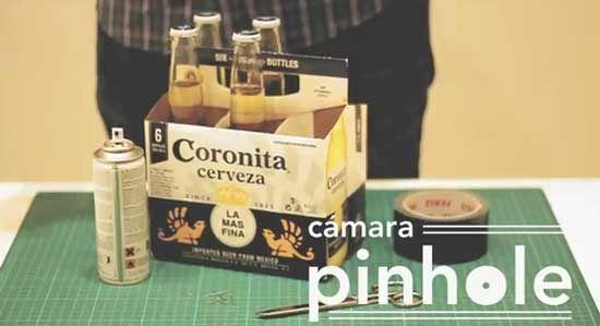 Cámara Pinhole. Coronita celebra el día del fotógrafo | Ateneu Popular