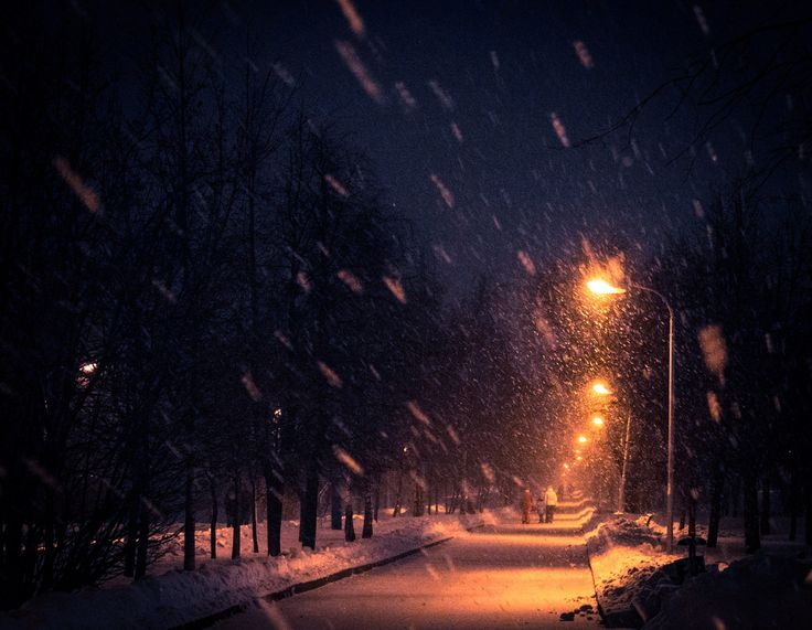 Moscow winter - null