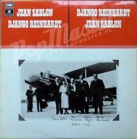 Jean Sablon Django Reinhardt Django Reinhardt Jean Sablon PMC 7134 Jazz Płyty Winylowe