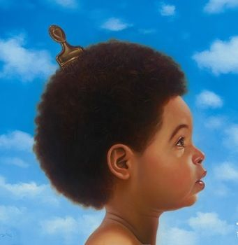 Drake's Album Cover,  Nothing was the same