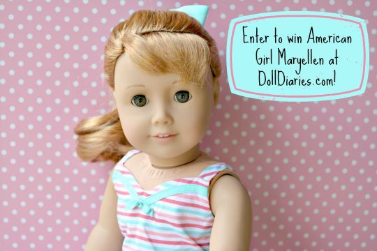 American Girl Beforever Maryellen Review and GIVEAWAY