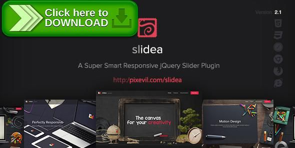 [ThemeForest]Free nulled download Slidea - A Super Smart Responsive jQuery Slider Plugin from http://zippyfile.download/f.php?id=53833 Tags: ecommerce, carousel, css3, grozav, gsap, html5, javascript slider, jquery, jquery plugin, jquery slider, pixevil, plugin, slidea, slider