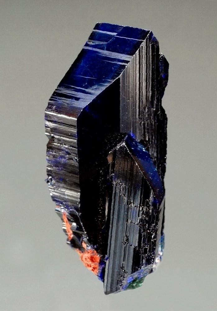 Azurite crystal from Namibia