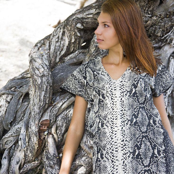 Anaconda Dress