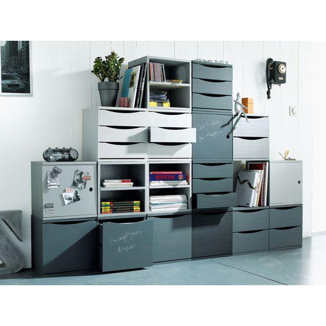 with tablette tiroir castorama. Black Bedroom Furniture Sets. Home Design Ideas
