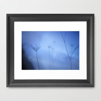 Blue hour in the paradise Framed Art Print by Guido Montañés - $37.00: Paradise Frames, Frames Art Prints, Framed Art Prints, Frames Prints, Framed Prints