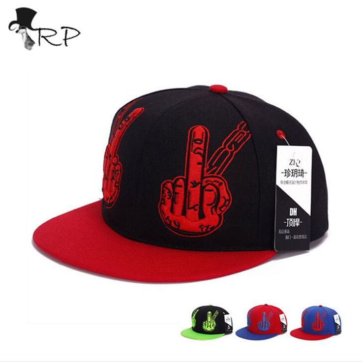 2016 Brand New Pattern Embroidery Korean three dimensional embroidery hip hop sun hat for men women Flat Adjustable snapback Cap #Affiliate