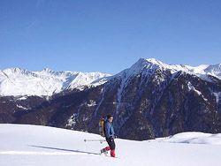 FRIdA Frauenreisen Deutschland: Schneeschuhwandern in Bayern / Isarwinkel