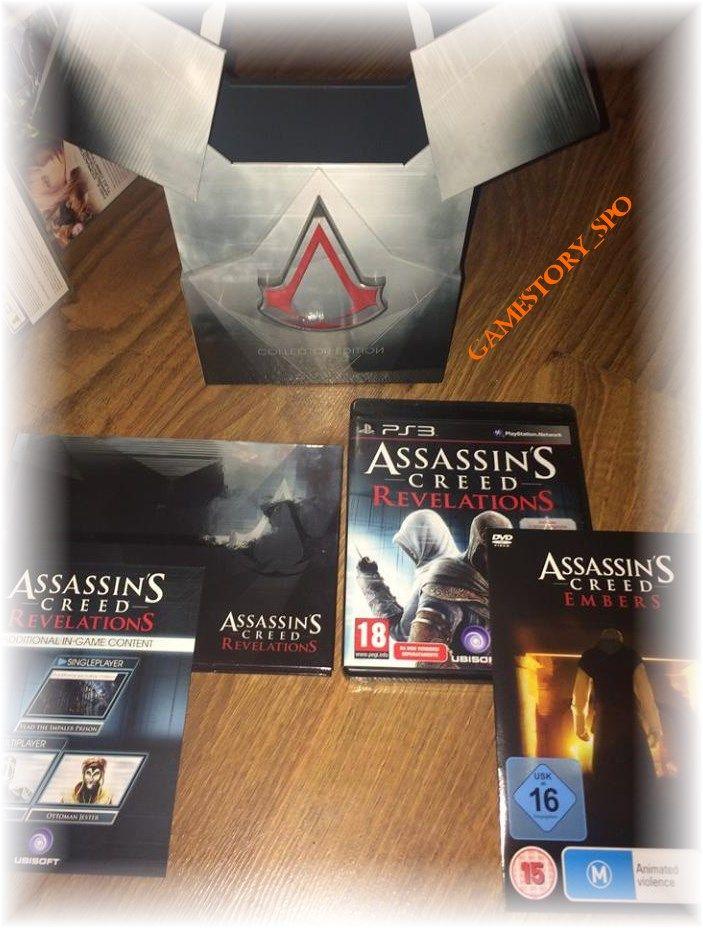 Assassin's Credd revelation Collector edition