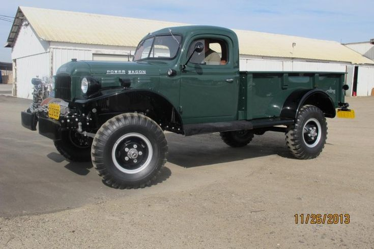 1947 Dodge Power Wagon for Sale
