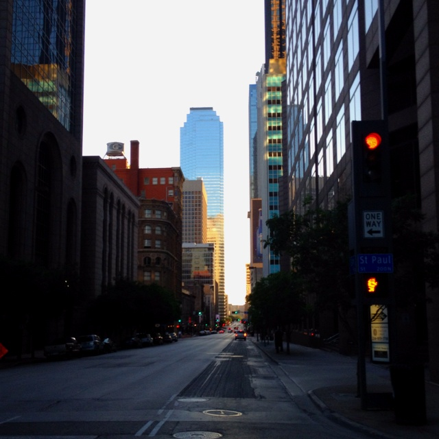 Downtown Dallas Miss It Even More When I See My Apt Building In Random Pics
