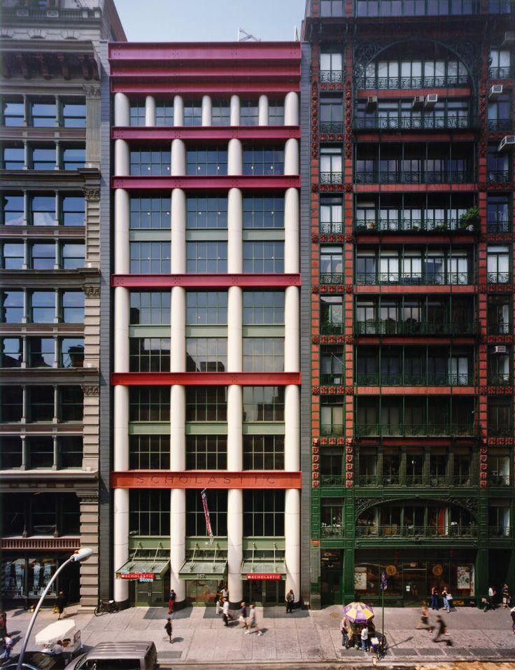Aldo Rossi, Morris Adjmi Architects, Paul Warchol · Scholastic
