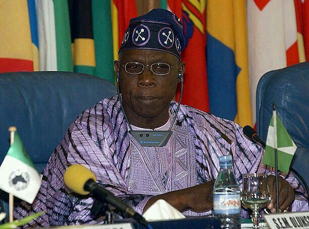 Former President, Chief Olusegun Obasanjo, GCFR; is The Most Powerful Head of State in the History of Nigeria. Photo Credit: http://www.gettyimages.com/photos/african-development-bank?excludenudity=true&sort=mostpopular&mediatype=photography&phrase=african%20development%20bank&family=editorial African Development Bank Pictures and Photos   Getty Images