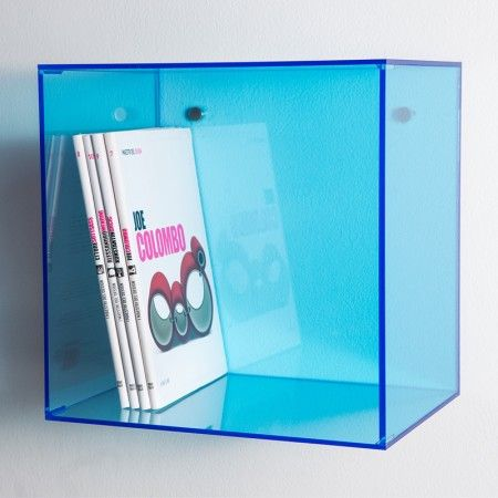 22 best Mensole a cubo in plexiglass images on Pinterest | Cube ...
