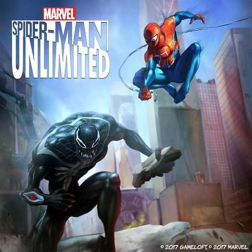 There's always room for improvement for everyone, even Super Heroes. Spider-Man Unlimited, October 2017