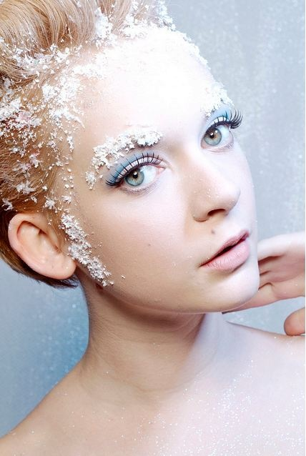 Snow Makeup