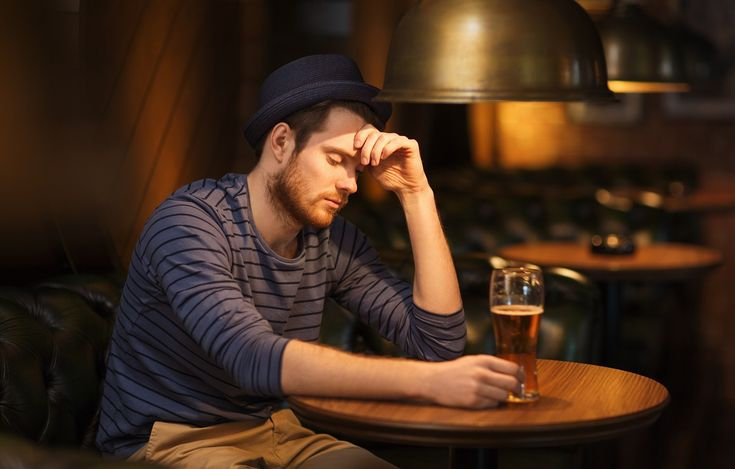 Erection Killing foods - Alcohol