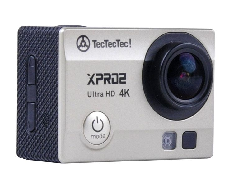 Offerta Lampo:EUR 84,99 Spedizione Gratis- TecTecTec XPRO2 Action Camera Ultra HD 4K - WiFi Camera di altissima qualità Ultra HD 16 Mp Gold