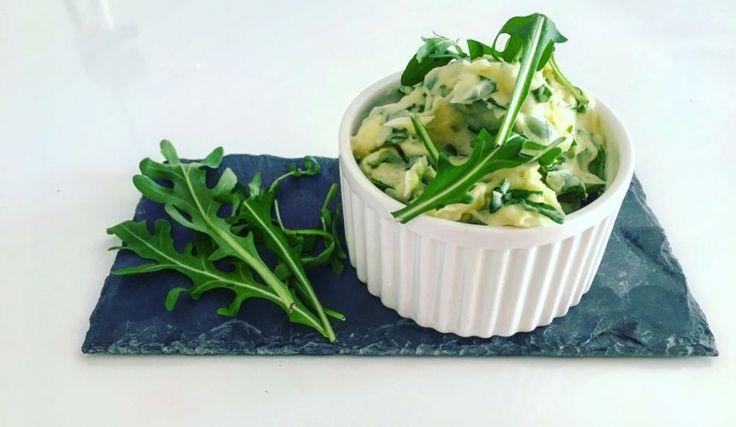 Videorecept: Talianská rukolová zemiaková kaša