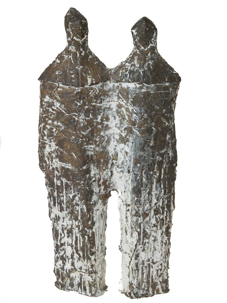 Kari Juva, veistos, pronssi, k. 50 cm - Hagelstam A128