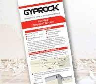 Learn how to install Gyprock™ cornices - including how to measure, cut, fit and finish!