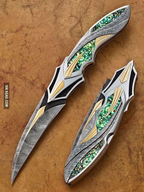 - - - - - - - - - knives - - - - - - - - -