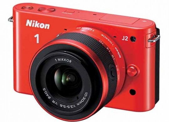 New Feature from Nikon 1 J2