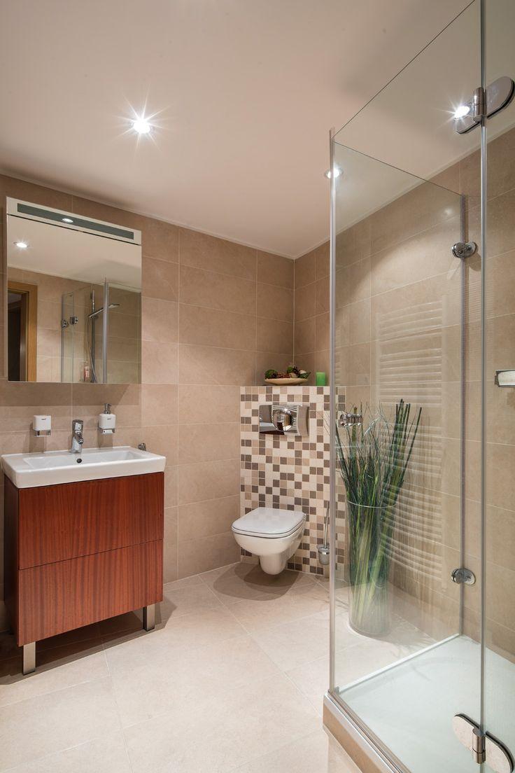 bathroom made by Kristina Proksova