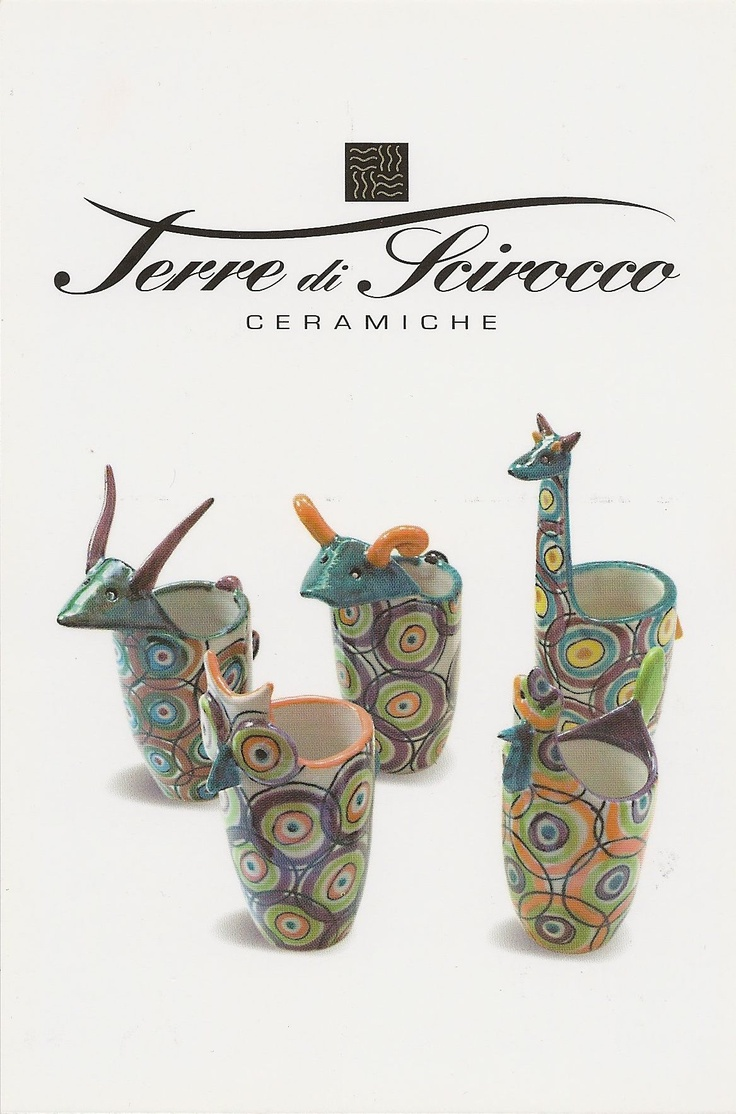 Terre di scirocco - Ceramiche