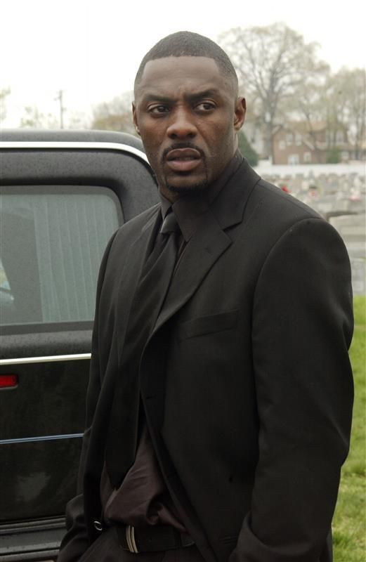 """No. 1: He's Stringer from """"The Wire""""  We dare you to find a list of the all-time greatest television shows that doesn't include """"The Wire."""" The HBO crime drama featured Idris Elba in his star-making turn as Russell """"Stringer"""" Bell -- and it wouldn't have been the same without him!"""