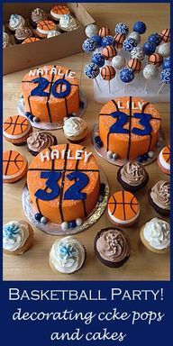 Basketball Party- de - http://krazycooks.blg.lt/2014/04/basketball-party-de/
