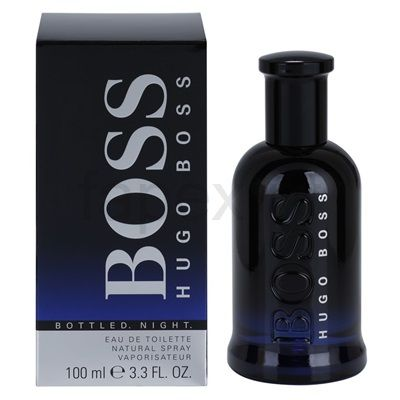 Hugo Boss Boss No. 6 Bottled Night Eau de Toilette para homens | fapex.pt