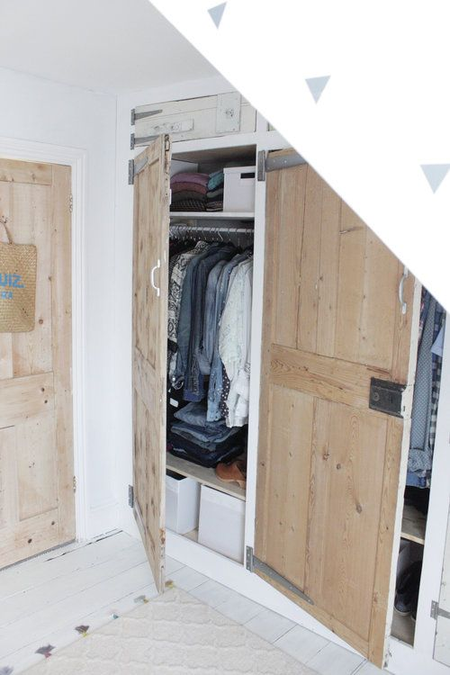 38 best diy hester 39 s house updates images on pinterest Build your own bedroom wardrobes