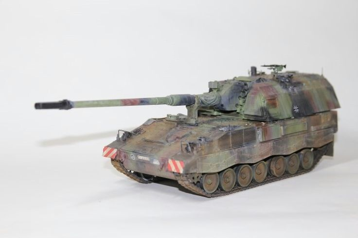 PzH-2000 1/35 MM Meng model - Made by Lee Juho