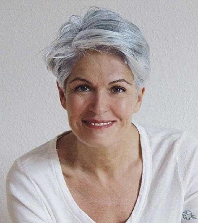 Pin von Susanne Lehr auf Frisuren   Kurzhaarfrisuren