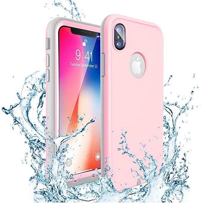 Iphone X Case Iphone X Waterproof Case Zveproof Snowproof Shockproof Dirtproof Case With Underwater Fu Diy Iphone Case Water Proof Case Waterproof Iphone Case