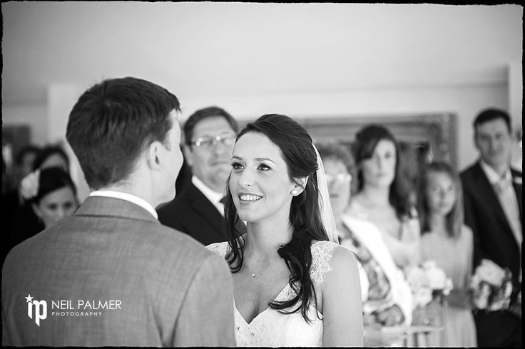 Weddings at Wasing Park Estate Berkshire | Jamie and Jessica saying their vows #wasingpark #weddings