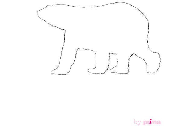 Jolie silhouette animaleTéléchargezet imprimez cette jolie silhouette animale.
