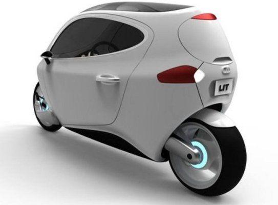 Conheça a Lit Motors C 1 A moto elétrica que nunca cai Até balança - Solução de mobilidade urbana
