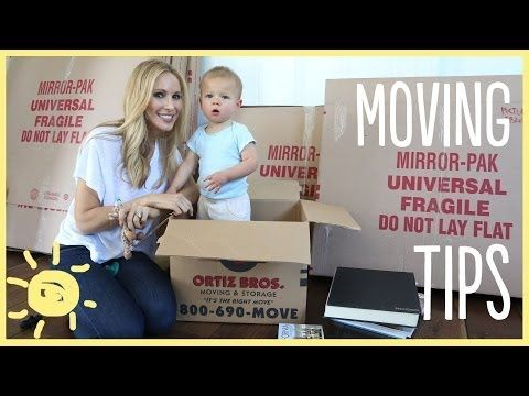 DIY | Must Have Moving Tips! - YouTube