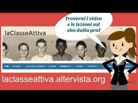 La classe capovolta - La classe attiva