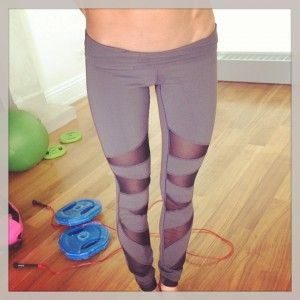 Love these lulu leggings